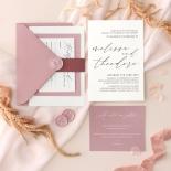 Classic Appeal - Wedding Invitations - KI300-BL-01 - 185280