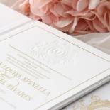 Lush Leather Hardcover - Wedding Invitations - HC-LLWH-01 - 184947