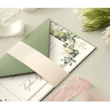 Captivating Greenery - Wedding Invitations - WP-CP02-GG-01 - 184477