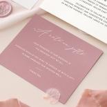Classic Appeal - Wedding Invitations - KI300-BL-01 - 185281