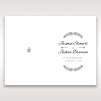 Country Lace Pocket Menu Cards in Ivory DM115086 1