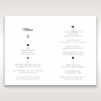 Country Lace Pocket Menu Cards in Ivory DM115086 2