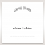Country Lace Pocket Place Cards in Ivory DP115086