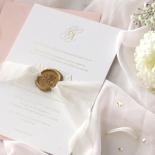 Simple Elegant Ensemble - Wedding Invitations - IC550-GG-02 - 184959