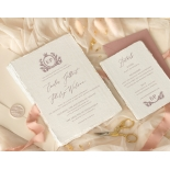 Royal Crest - Wedding Invitations - DWI1190027 - 184358