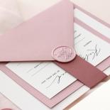 Classic Appeal - Wedding Invitations - KI300-BL-01 - 185282