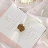 Simple Elegant Ensemble - Wedding Invitations - IC550-GG-02 - 184960