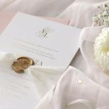 Simple Elegant Ensemble - Wedding Invitations - IC550-GG-02 - 184961