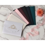 Imperial Burgundy and Gold Pocket - Wedding Invitations - BP-SOLPW-TR30-GG-02 - 184088