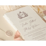 Royal Crest - Wedding Invitations - DWI1190027 - 184357