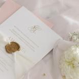 Simple Elegant Ensemble - Wedding Invitations - IC550-GG-02 - 184962