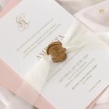 Simple Elegant Ensemble - Wedding Invitations - IC550-GG-02 - 184963