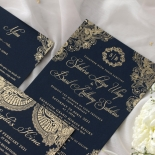 Imperial Embrace - Wedding Invitations - NV300-GG-01 - 185363