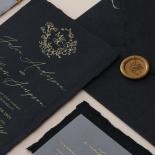 The Vintage Letter - Wedding Invitations - DEBL-GG-01 - 185171