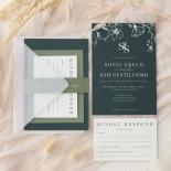 Forest Romance - Wedding Invitations - GI-MB300-WH-14 - 185327
