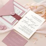 Classic Appeal - Wedding Invitations - KI300-BL-01 - 185283