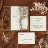 Love Tree - Wedding Invitations - PWI114561-LB - 185180