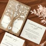 Love Tree - Wedding Invitations - PWI114561-LB - 185182