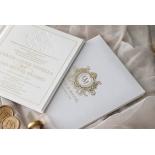 Lush Leather Hardcover - Wedding Invitations - HC-LLWH-01 - 184954