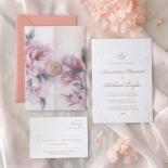 Regal Charm Letterpress - Wedding Invitations - IC55-RG-LPBD-10 - 185131