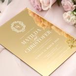 Aristocrat Mirror - Wedding Invitations - ACR-GLMR-WH-2 - 185193