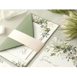 Captivating Greenery - Wedding Invitations - WP-CP02-GG-01 - 184479