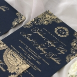 Imperial Embrace - Wedding Invitations - NV300-GG-01 - 185364