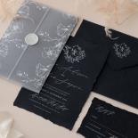 Magnificently Vintage - Wedding Invitations - DEBL-WI-01 - 185166