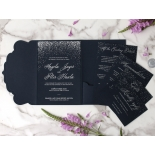 Midnight Sparkle - Wedding Invitations - BP-SOLPW-TR30-NS - 184099