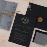 The Vintage Letter - Wedding Invitations - DEBL-GG-01 - 185172