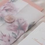 Regal Charm Letterpress - Wedding Invitations - IC55-RG-LPBD-10 - 185134