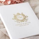 Lush Leather Hardcover - Wedding Invitations - HC-LLWH-01 - 184956