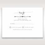 Simply Rustic RSVP Cards in Ivory DV115085
