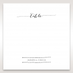 Simply Rustic Table card in Ivory DT115085