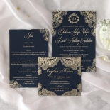 Imperial Embrace - Wedding Invitations - NV300-GG-01 - 185365