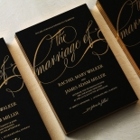 A Polished Affair Invite Design