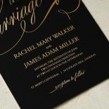 A Polished Affair Invitation Design