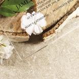Acrylic Polished Affair Wedding Invite