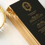 Aristocrat Invitation Card Design