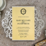Damask Love Card Design