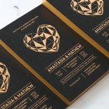 Digital Love Invite Design
