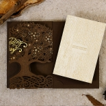 Enchanting Forest Wedding Invite