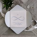 Eternal Simplicity Invite Design