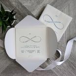 Eternal Simplicity Wedding Invitation Design