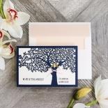Forest Love Wedding Invite
