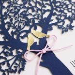 Forest Love Wedding Card