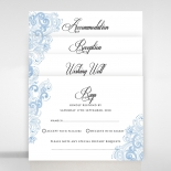 Graceful Wreath Pocket Card Design