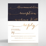 Infinity Invitation Card Design