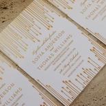 Luxe Intrigue Invitation Card Design