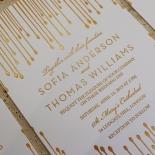 Luxe Intrigue Invitation Design